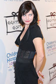 Actress Delphine Chaneac attends Children's Hospital Los Angeles Grayson's Gift Foundation Fundraiser — Stock Photo