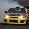 Tanne Foust competes at Toyota Speedway during Formula Drift — Stock Photo