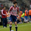 Sacha Kljestan in action during the Chivas USA vs. San Jose Earthquakes match — 图库照片
