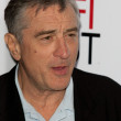 Robert De Niro attends the film premier - Stok fotoraf