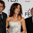 Kirk Jones, Kate Beckinsale, and Robert De Niro attend film premier — Stock Photo #14586549
