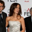 Stock Photo: Kirk Jones, Kate Beckinsale, and Robert De Niro attend film premier