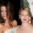 Kate Beckinsale and Drew Barrymore attend the film premier - Stock Photo