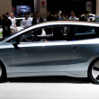 VW concept car on display at  Auto Show — Stock Photo