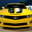 Chevrolet Camaro 2SS Coupe on display at Auto Show — Foto Stock #14588385