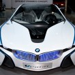 BMW Vision Efficient Dynamics Concept on display at Auto Show — Foto Stock #14588569
