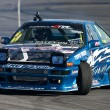 Tommy Suell competes at Toyota Speedway during Formula Drift — Stock Photo