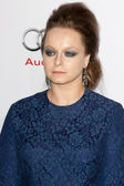 Samantha Morton attends the film premier — Stock Photo
