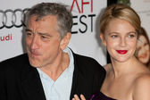 Robert De Niro and Drew Barrymore attend the film premier — Stock Photo