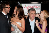 Kirk Jones, Kate Beckinsale, Robert De Niro and Drew Barrymore attend the film premier — Stock Photo