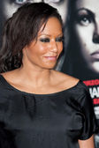 Melanie Brown attends the AFI Fest screening of Bad Lieutenant — Stock Photo