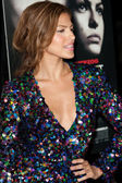 Eva Mendes attends the AFI Fest screening of Bad Lieutenant — Stock Photo