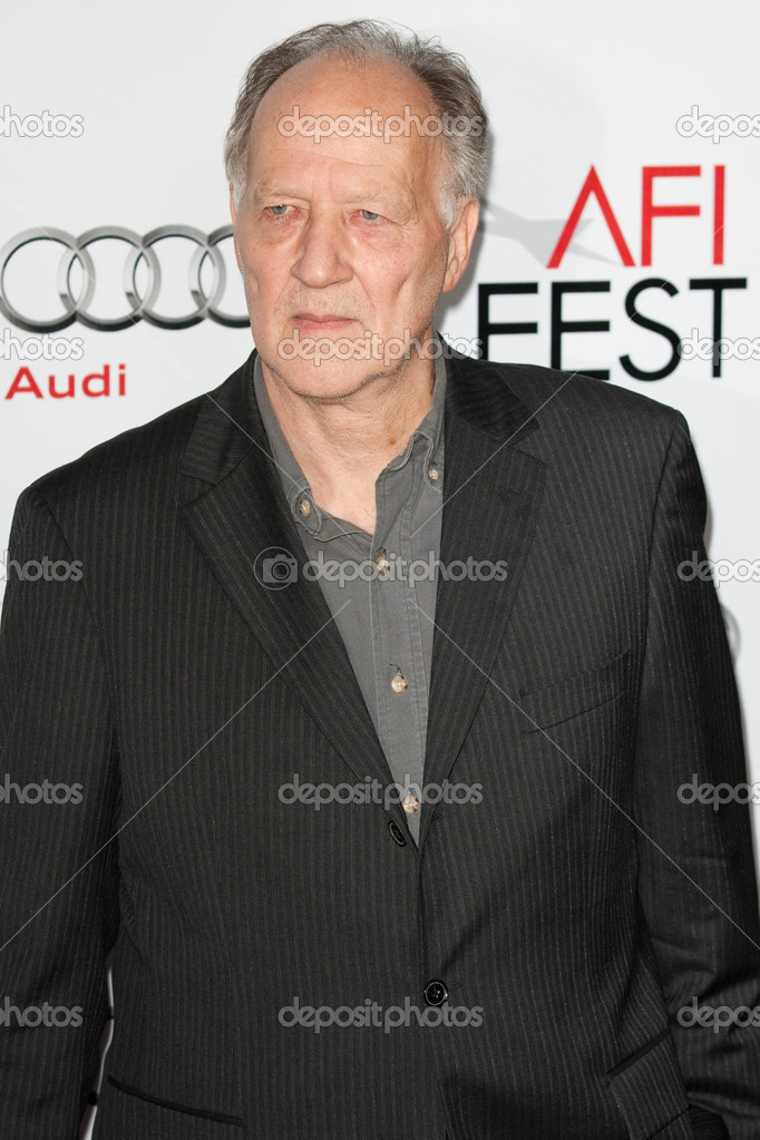 HOLLYWOOD, CA. - NOVEMBER 4: Director Werner Herzog attends the AFI Fest screening of Bad Lieutenant: Port of Call New Orleans on November 4, 2009 at The  Grauman's Chinese Theater in Hollywood. — Stock Photo #14587887