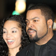 Ice Cube and Kimberly Woodruff attend Book of Eli premiere — Stock Photo #14590953