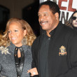 Dave Winfield and wife TonyWinfield attend Book of Eli premiere — Stock Photo #14591007