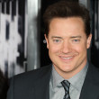 Постер, плакат: Brendan Fraser attends the Extraordinary Measures premiere