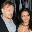 Stock Photo: Jared Harris and guest attends Extraordinary Measures premiere