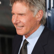 Harrison Ford attends the Extraordinary Measures premiere — Stock Photo