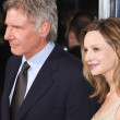 Harrison Ford and CalistFlockhart attend Extraordinary Measures premiere — Stock Photo #14591251