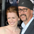 Stock Photo: AlRuck and Mireille Enos attend Extraordinary Measures premiere