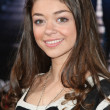 Sarah Hyland attends the Extraordinary Measures premiere - Stock Photo