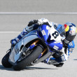 Stock Photo: Josh Herrin during race