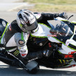 Stock Photo: Martin Cardenas on his Suzuki GSX-R600