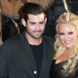 Bridget Marquardt and guest attend Clash of Titans premiere — Stock Photo #14592417