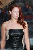 Amanda Righetti attends the Clash of the Titans premiere — Stock Photo