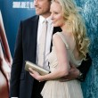 James Tupper and Anne Heche attend film premiere — Stock Photo #14899431