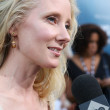 Anne Heche attends the film premiere — Stock Photo