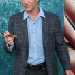 Thomas Jane attends the film premiere — Stock Photo