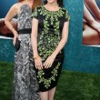 Jane Adams and RebeccCreskoff attend film premiere — Stock Photo #14899487