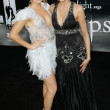 Nikki Reed and Tinsel Korey attend The Twilight Saga Eclipse Los Angeles premiere — 图库照片