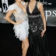 Nikki Reed and Tinsel Korey attend The Twilight Saga Eclipse Los Angeles premiere — Stock Photo
