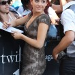 Ariana Grande attends The Twilight Saga Eclipse Los Angeles premiere — Stock Photo