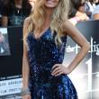 Model Marisa Miller attends The Twilight Saga Eclipse Los Angeles premiere — Stock Photo