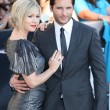 Jennie Garth and Peter Facinelli attend Twilight SagEclipse Los Angeles premiere — Stock Photo #14899917