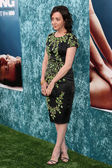 Jane Adams attends the film premiere — Stock Photo