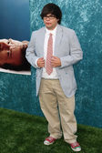 Charlie Saxton attends the film premiere — Stock Photo