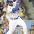 Matt Kemp at bat during the game — Stock Photo #14901029
