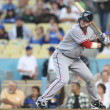 Adam Kennedy at bat during game — Stock Photo #14901131