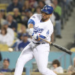 James Loney at bat during game — Stock Photo #14901205