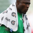 Постер, плакат: Donovan Ricketts before the game