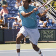 Rajeev Ram in action during the game — Stock Photo