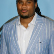 Josh Cribbs attends Fat Tuesday — Stock Photo