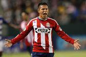 Osael romero grita dejando salir su frustración durante el juego — Foto de Stock