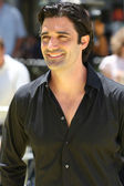 Gilles Marini arrives at the Despicable Me premiere — Stock Photo
