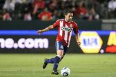 GIANCARLO MALDONADO in action during the game — Stock Photo