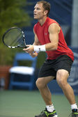 Michael Russell waits for a serve during the game — Stock Photo